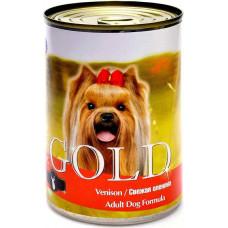 Nero Gold Dog Venison
