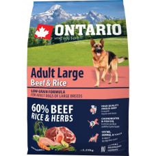 Ontario Adult Large Beef & Rice