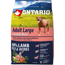 Ontario Adult Large Lamb & Rice