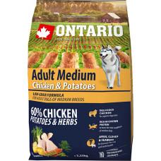 Ontario Adult Medium Chicken & Potatoes