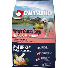 Ontario Weight Control Large Turkey & Potatoes