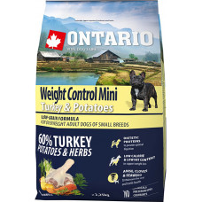 Ontario Weight Control Mini Turkey & Potatoes