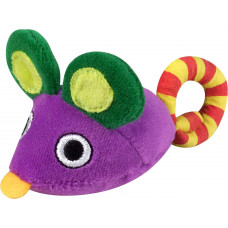 Petstages Catnip Carry Critter Mouse