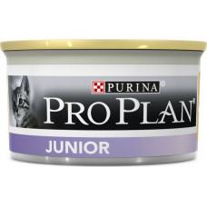 Purina Pro Plan Cat Junior Мусс с Курицей