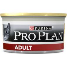 Purina Pro Plan Cat Adult Паштет с Курицей