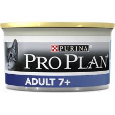 Purina Pro Plan Cat Adult 7+ Мусс с Тунцом