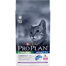Purina Pro Plan Cat Sterilised 7+ Rich in Turkey