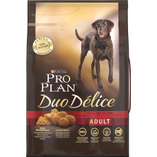 Purina Pro Plan Dog Duo Delice Adult Rich in Beef with Rice