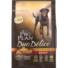 Purina Pro Plan Dog Duo Delice Adult Rich in Chicken with Rice