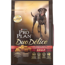Purina Pro Plan Dog Duo Delice Adult Rich in Salmon with Rice