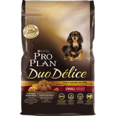 Purina Pro Plan Dog Duo Delice Small Adult Rich in Chicken with Rice