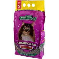 Сибирская Кошка Экстра (комкующийся)