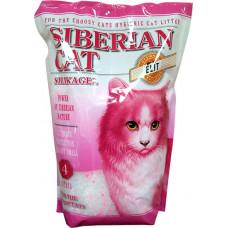 Сибирская Кошка Элитный (розовые гранулы)