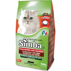 Simba Cat Croquettes with Beef