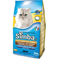 Simba Cat Croquettes with Chicken