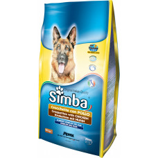 Simba Dog Croquettes with Chicken
