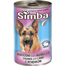 Simba Dog Chunks with Lamb