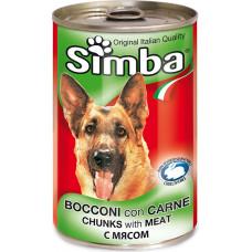 Simba Dog Chunks with Meat