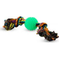 Triol Веревка 12 см с 2 узлами и мячом