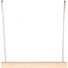 Trixie Качели деревянные с металлическим креплением