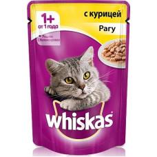 Whiskas Рагу с курицей